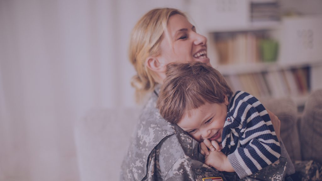 Parenting Plans in a Military Family